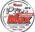 Леска зимняя Momoi Pro-Max Fluorocarbon