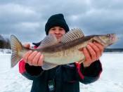 Фотоконкурс «Рыбалка. Зима - 2016»