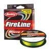 Шнур Berkley FireLine Micro Ice Green